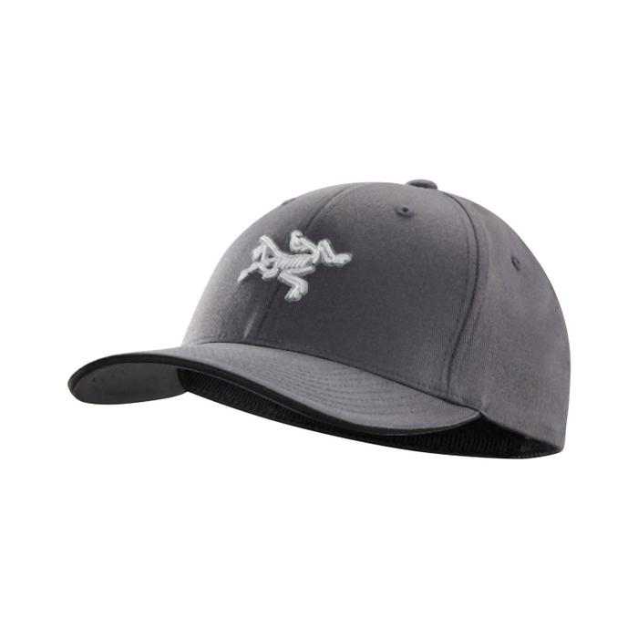 Arc'teryx Embroidered Bird Cap: Heron