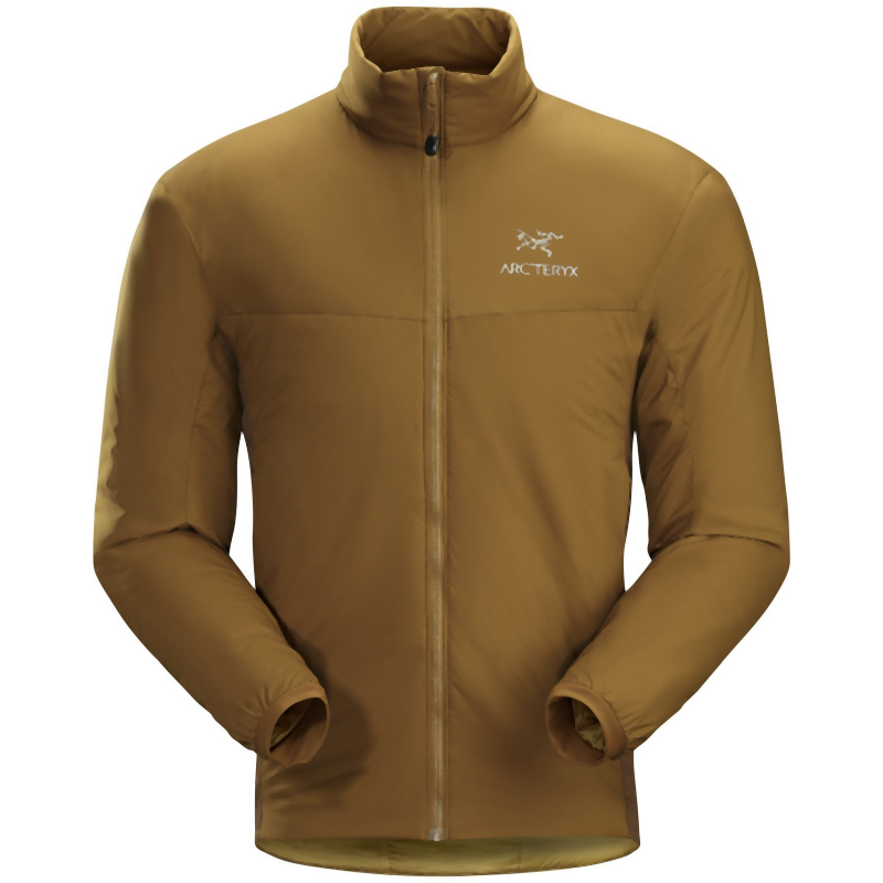 Arc'teryx Men's Atom LT Jacket: Caribou-Jackets-Small-Likeys