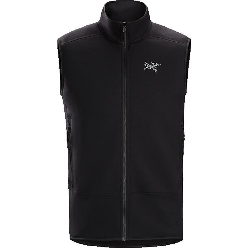 Arc'teryx Men's Kyanite Vest: Black-Gilets-Likeys