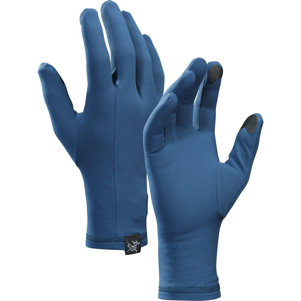 Arc'teryx Rho Glove: Hecate Blue-Gloves & Mitts-Likeys