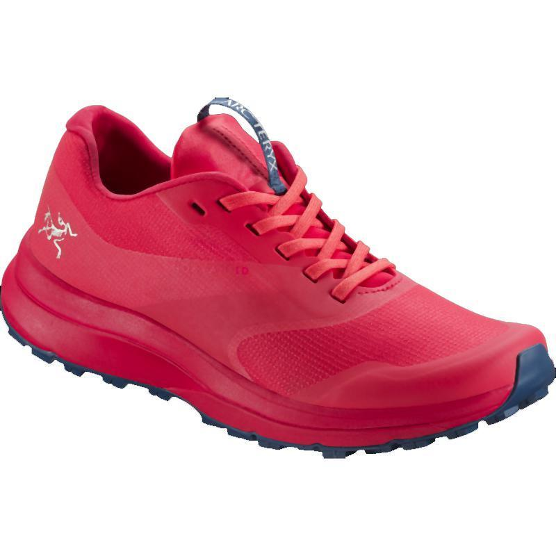 Arc'teryx Women's Norvan LD: Dragonfruit-Trail Running Shoes-Likeys