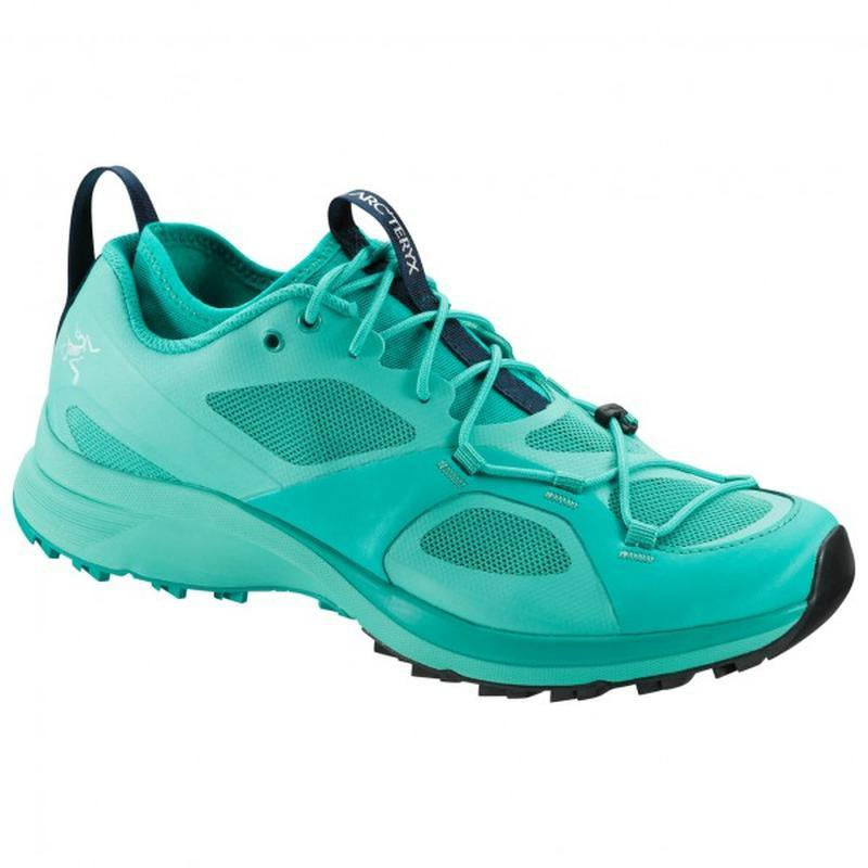 Arc'teryx Women's Norvan VT: Caraibes/Blue Nights-Trail Running Shoes-Likeys