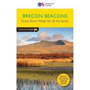 Brecon Beacons Great Short Walks Book-Maps & Books-One Size-Likeys