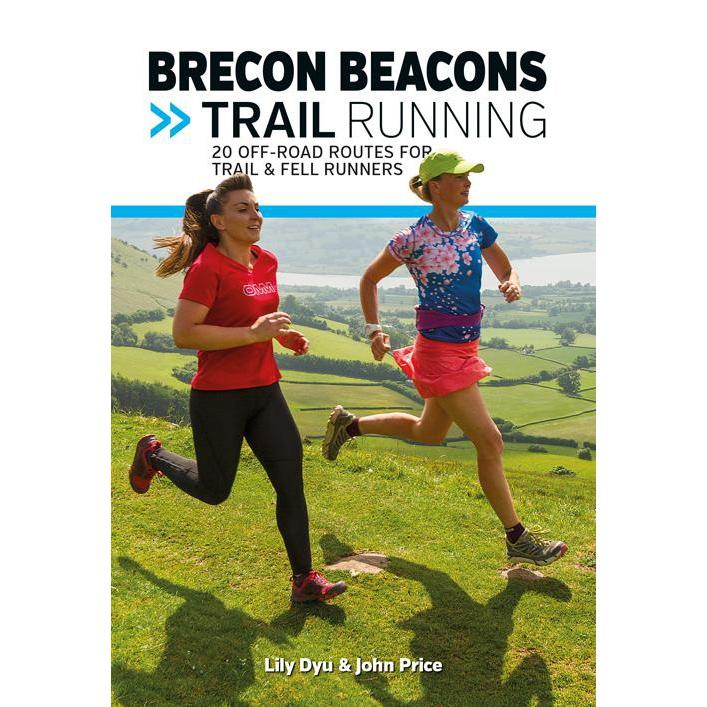 Brecon Beacons Trail Running Book-Maps & Books-One Size-Likeys