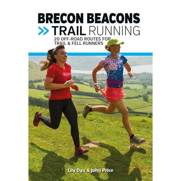 Brecon Beacons Trail Running Book