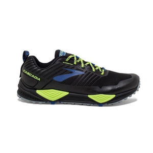 Brooks Men's Cascadia 13-Trail Running Shoes-Likeys