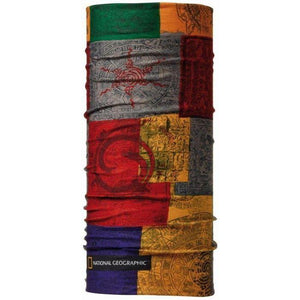 Buff Original: National Geographic-Headwear-Temple Multi-Likeys