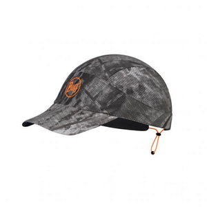Buff Pack Run R-City Cap: Jungle Grey-Headwear-One Size-Likeys