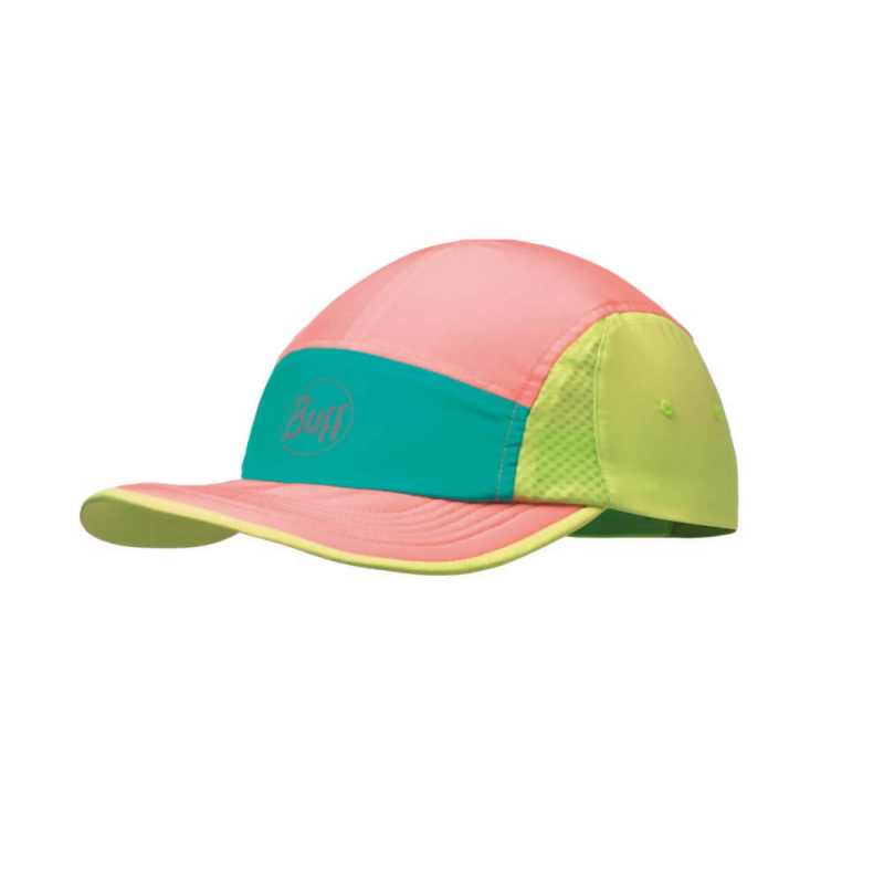 Buff Run Blocks UV Cap: Multi-Headwear-One Size-Likeys