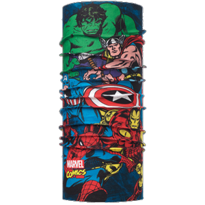 Buff Superheroes Ready To Fight-Headwear-One Size-Likeys