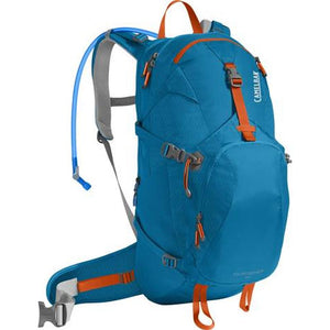 Camelbak Fourteener 24: Grecian Blue/Pumpkin-Backpacks & Bags-One Size-Likeys