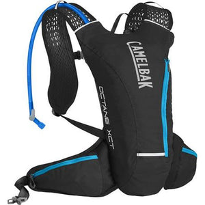 Camelbak Octane XCT: Black/Atomic Blue-Backpacks & Bags-One Size-Likeys