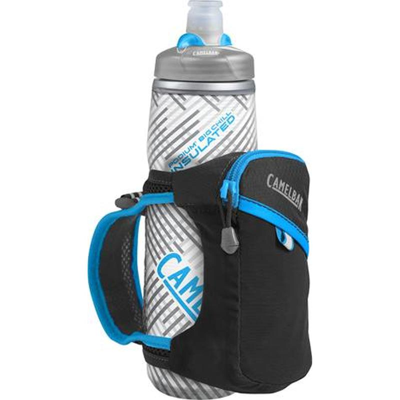 Camelbak Quick Grip Chill: Black/Atomic Blue-Hydration-One Size-Likeys
