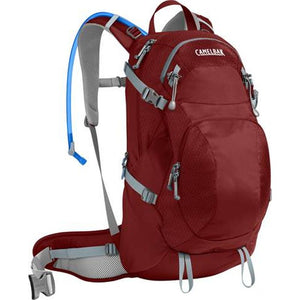 Camelbak Sequoia 22: Red Dahlia/Stone Blue-Backpacks & Bags-One Size-Likeys