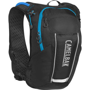 Camelbak Ultra 10 Vest: Black/Atomic Blue-Backpacks & Bags-One Size-Likeys