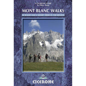 Cicerone Mont Blanc Walks-Maps & Books-One Size-Likeys