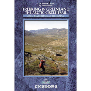 Cicerone Trekking in Greenland-Maps & Books-One Size-Likeys