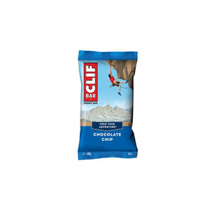 Clif Bar Chocolate Chip-Food & Nutrition-Single Serving-Likeys