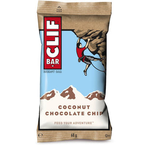 Clif Bar Coconut Chocolate Chip-Food & Nutrition-Single Serving-Likeys