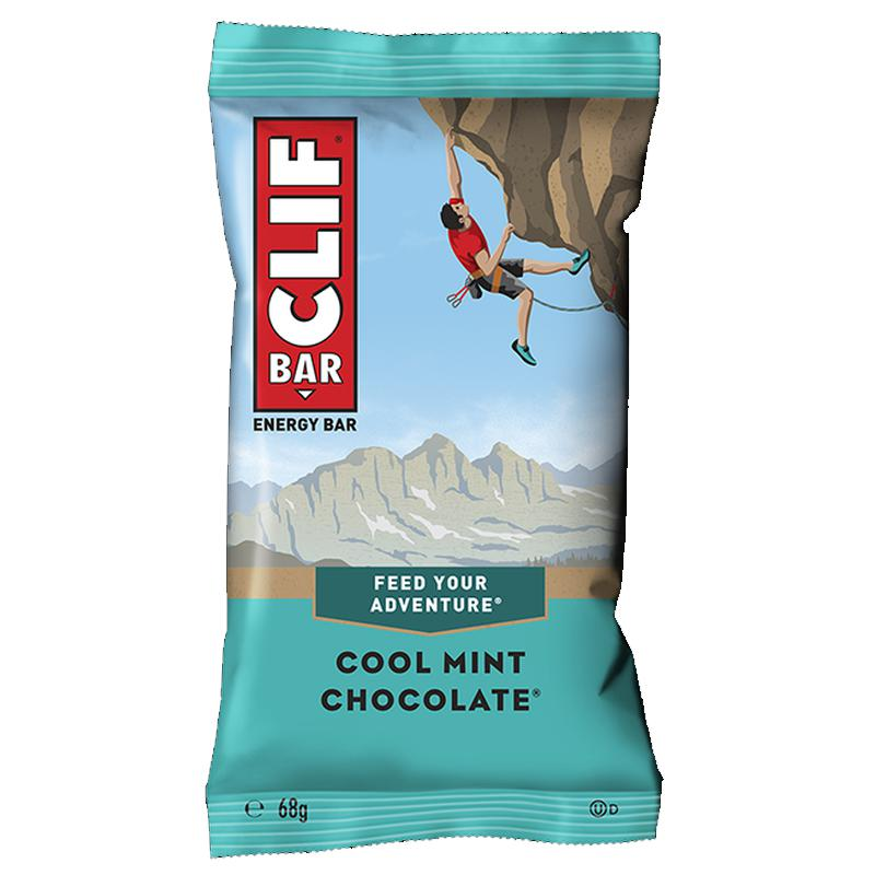 Clif Bar Cool Mint Chocolate-Food & Nutrition-Single Serving-Likeys