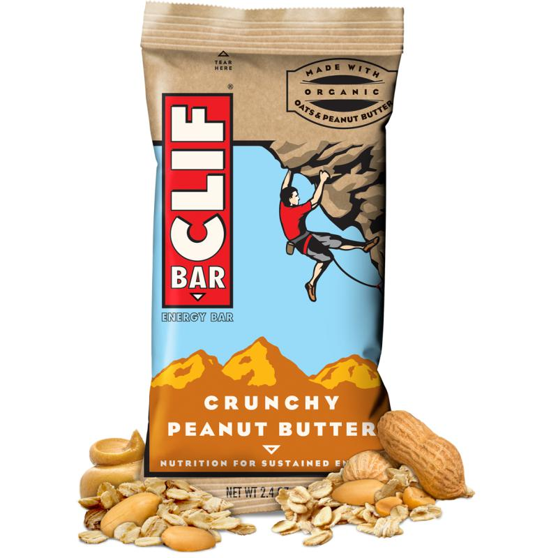 Clif Bar Crunchy Peanut Butter-Food & Nutrition-Single Serving-Likeys