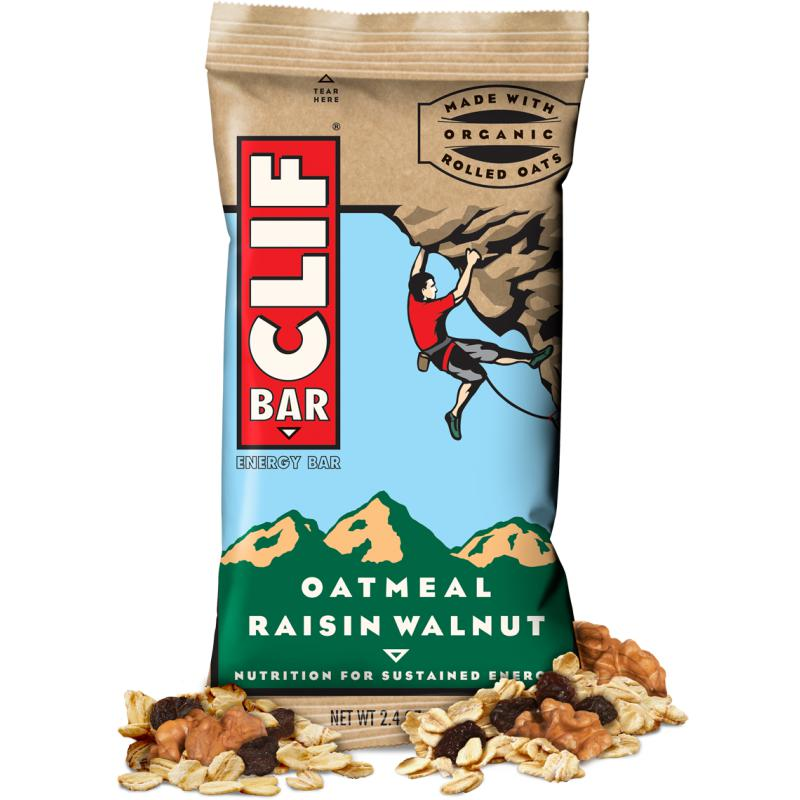 Clif Bar Oatmeal Raisin Walnut-Food & Nutrition-Single Serving-Likeys