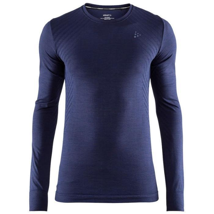 Craft Men's Fuseknit Comfort RN LS-Baselayers-Likeys