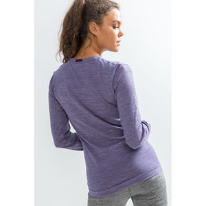 Craft Women's Fuseknit Comfort RN LS-Baselayers-Likeys