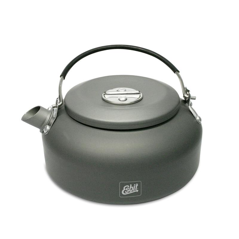 Esbit 0.6 Litre Kettle-Cooking-One Size-Likeys