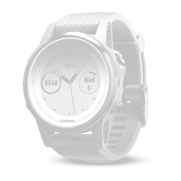 Garmin Fenix 5S: Carrara White