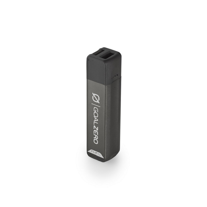 GoalZero Flip 10 USB Recharger: Charcoal