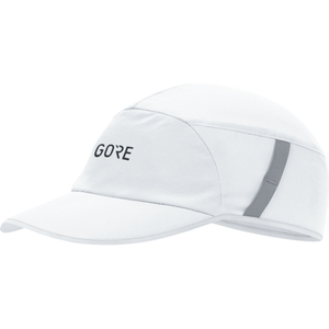 Gore Wear Light Cap: White-Headwear-One Size-Likeys