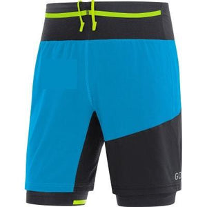 Gore Wear Men's R7 2 in 1 Shorts-Shorts-Likeys