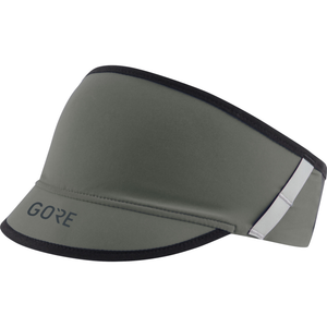 Gore Wear R7 Visor: Castor Grey-Headwear-One Size-Likeys