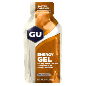 GU Energy Gel Salted Caramel-Food & Nutrition-Single Serving-Likeys