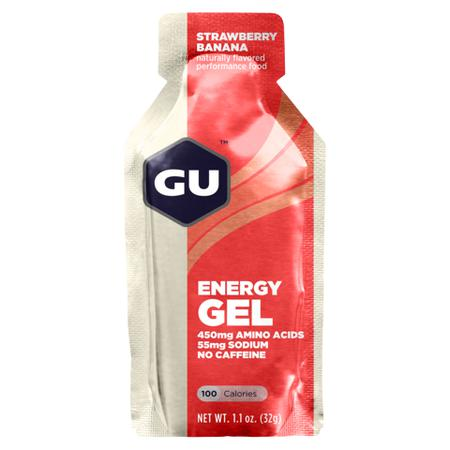 GU Energy Gel Strawberry Banana-Food & Nutrition-Single Serving-Likeys