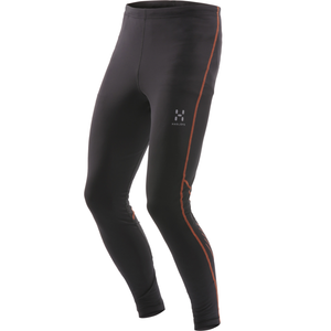 Haglofs Men's L.I.M Core Tights: Black-Leggings-Likeys