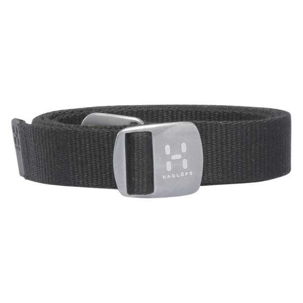 Haglofs Sarek Belt: Black-Clothing Accessories-One Size-Likeys