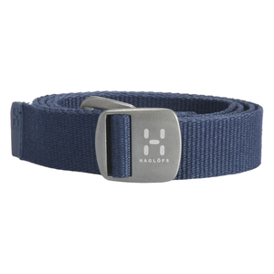 Haglofs Sarek Belt: Blue-Clothing Accessories-One Size-Likeys