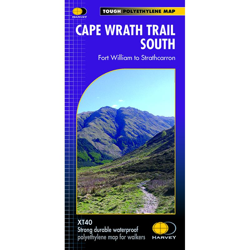 Harvey Maps Cape Wrath South XT40-Maps & Books-One Size-Likeys