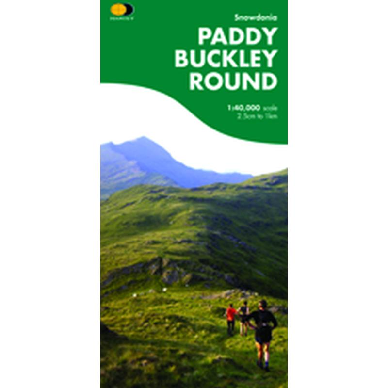 Harvey Maps Paddy Buckley Round Map-Maps & Books-One Size-Likeys