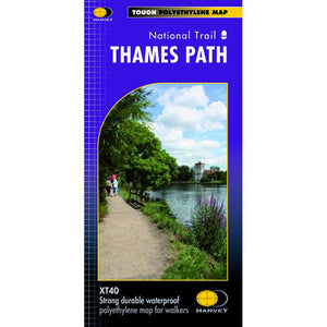 Harvey Maps Thames Path XT40-Maps & Books-One Size-Likeys