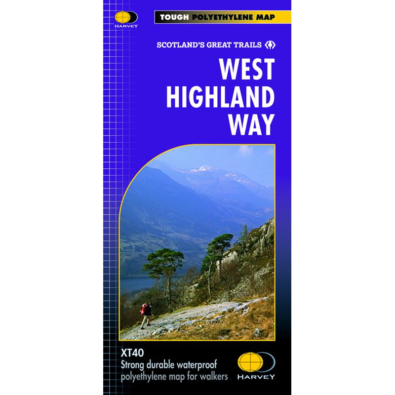 Harvey Maps West Highland Way XT40-Maps & Books-One Size-Likeys
