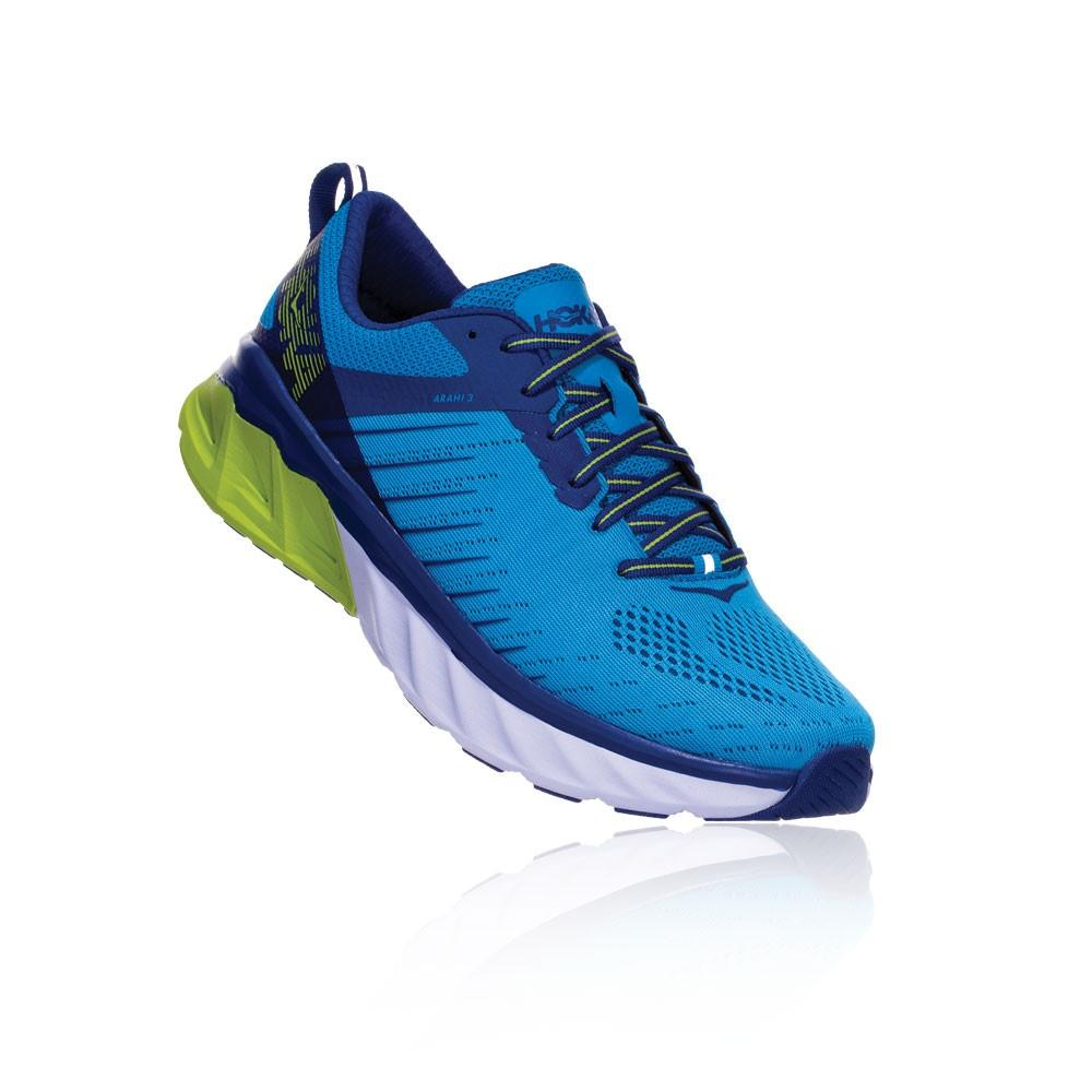Hoka Men's Arahi 3-Road Running Shoes-Likeys