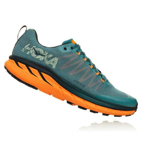 Hoka Men's Challenger ATR 4: Storm Blue/Black Iris-Trail Running Shoes-Likeys