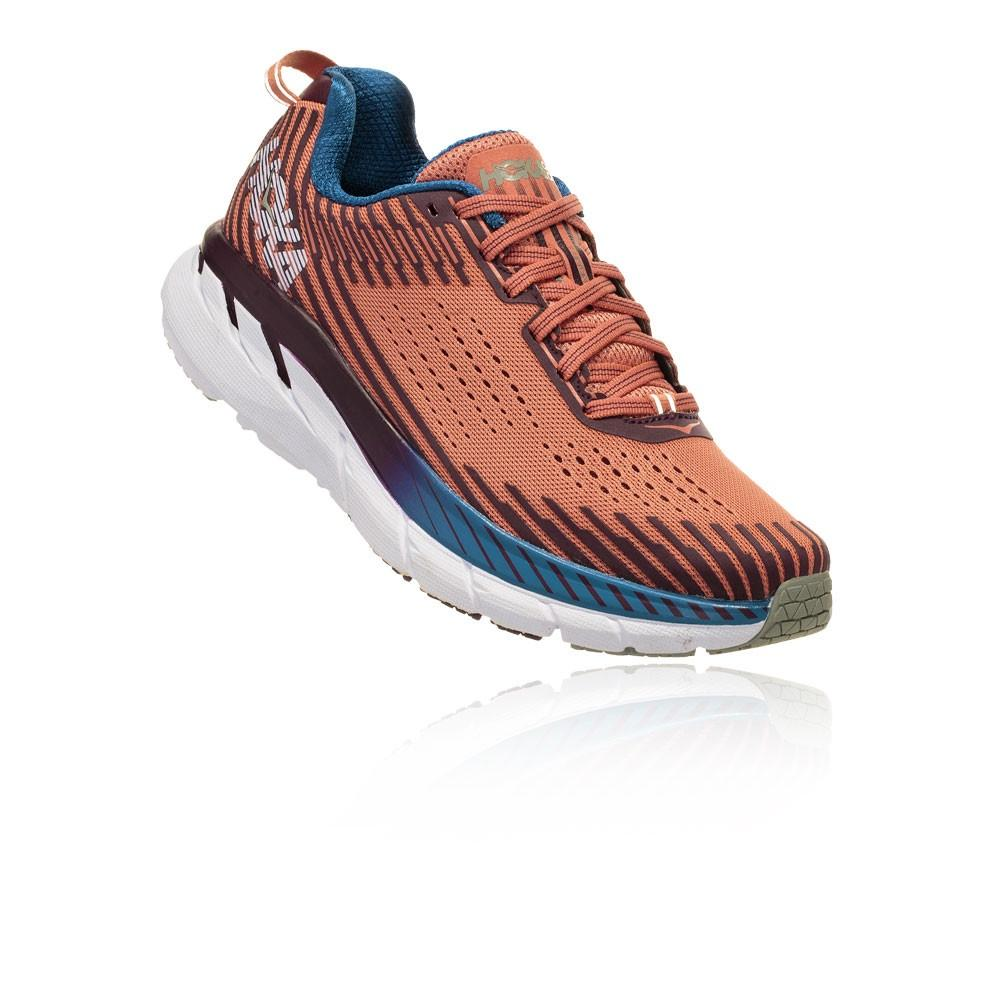 Hoka Men's Clifton 5-Road Running Shoes-Likeys