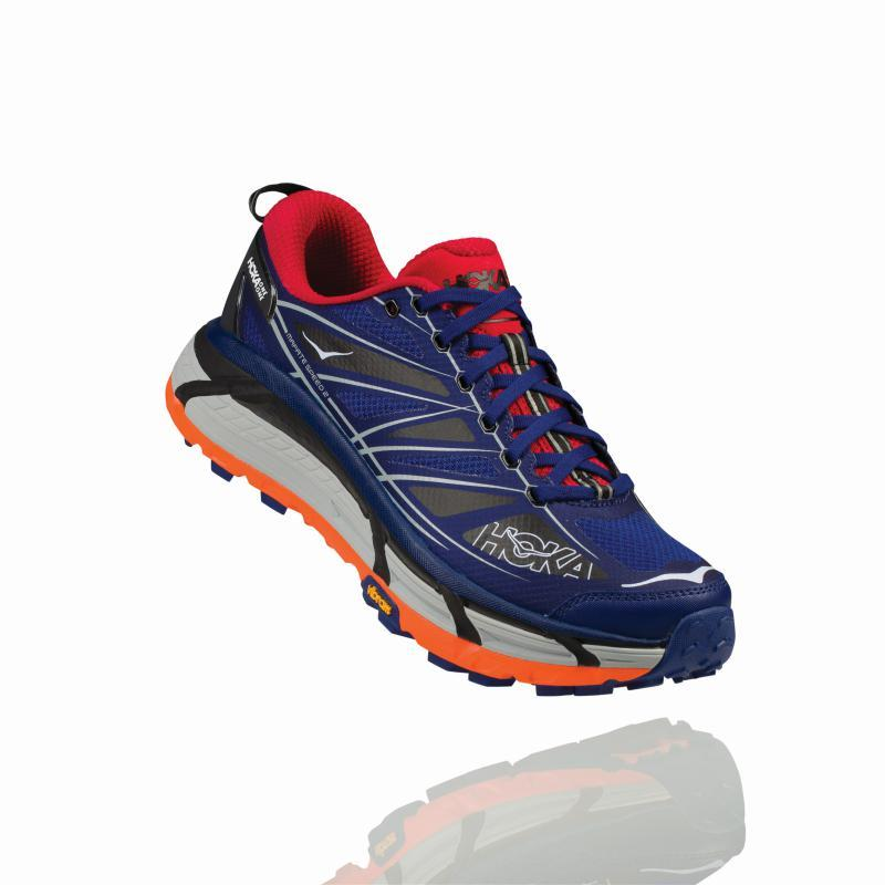 Hoka Men's Mafate Speed 2: Blueprint-Trail Running Shoes-Likeys