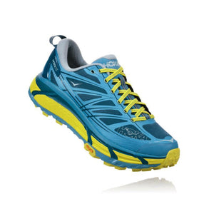 Hoka Men's Mafate Speed 2: Midnight/Niagra-Trail Running Shoes-Likeys