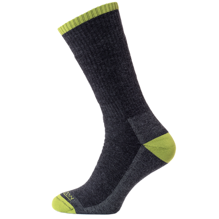 Horizon Men's Premium Merino Trek Sock - Anthracite/Willow-Socks-Likeys