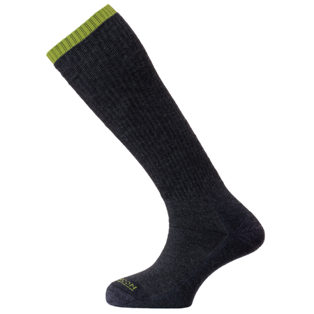 Horizon Men's Premium Mountaineer Sock - Anthracite-Socks-Likeys
